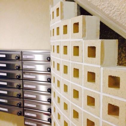 賃貸アパートマンションの集合ポストをグレードアップするだけで空室対策に効果大