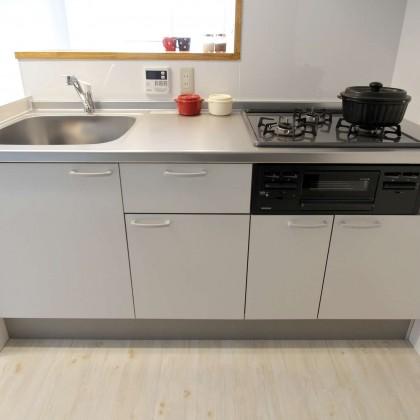 システムキッチンも次世代住宅ポイントの対象になります