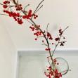 季節の植物を部屋に飾ろう!四季を感じられてインテリアにもなじむ枝もの4選