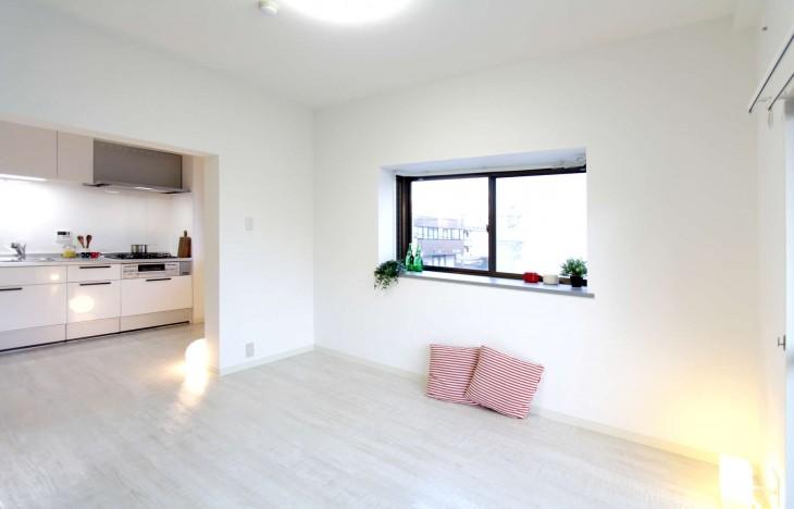 【名古屋市中川区】壁式構造の間取り変更が難しいお部屋でも壁を活かした素敵な空間へ!