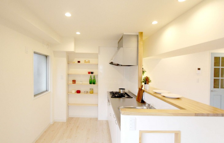レトロデザインのキッチンリノベーション施工事例まとめ
