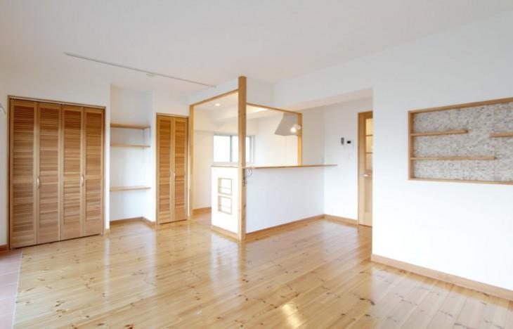 リノベ5年後。賃貸に無垢床材?経年変化でより風合いを出してくれる無垢木材の魅力